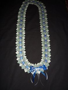 Bow tie lei by taeya2010, via Flickr