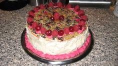 Lane Cake White Four Layer Cake With Filling
