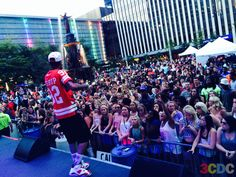 Saturday nights on Fountain Square will once again be a destination for poets, singers, rappers and writers. Come down every Saturday to enjoy this FREE show as local, regional and national artists showcase their talents.