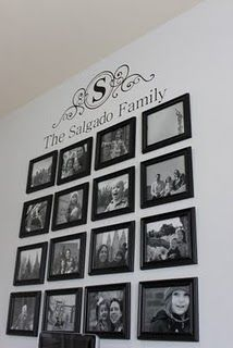 Frame wall w/ vinyl