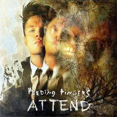 FEEDING FINGERS - Attend (Tephramedia) - CD bespreking