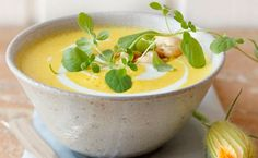 Von der Redaktion für Sie getestet: Zucchini-Kokos-Suppe. Gelingt immer! Zutaten, Tipps und Tricks