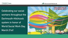Thanks to all of the dedicated social workers throughout the D-H system and the communities that we serve! #WSWD17 #TeamDHtuesday #socialwork