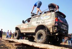 "Фотонарезка оффроад 14. Mitsubishi Pajero Sport ""Pattaya"" Offroad Free Fest 2014"