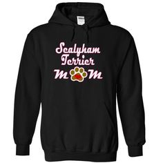cool Sealyham Terrier T-shirt, Never Underestimate The Power Of A Woman With A Sealyham Terrier