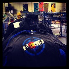The workplace #fashion #apparel #printing #screenprinting #superiorink