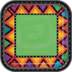 Square Fiesta Dessert Plates, 10ct Unique https://www.amazon.com/dp/B00XS54BU4/ref=cm_sw_r_pi_dp_yfdLxbH8QJ779