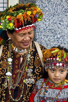 Paiwan aboriginal #Taiwan 排灣族