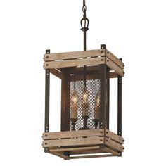 485.00 Small Nuts and Bolts Industrial sm. med. lg. ceiling Lanternhttp://www.shadesoflight.com/small-nuts-and-bolts-industrial-lantern.html