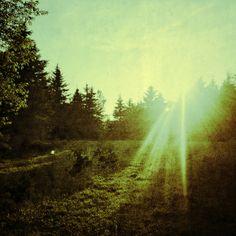 Marquette Sun Goes Down like the perfect records album art.