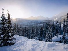 Enjoy the winter magic that is Rocky Mountain National Park!
