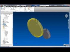 3d joint simple mechanism autodesk inventor 2010 gears 3d joint simple mechanism autodesk inventor 2010 gears pinterest autodesk inventor animation and inventors ccuart Image collections