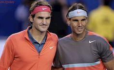 Vracející se giganti: v bitvě Nadala s Federerem půjde o rekordy a nesmrtelnost