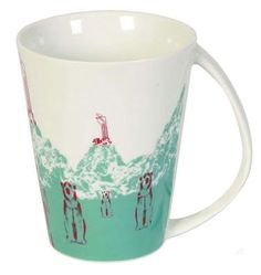 This award-winning mug is available from Ruth Prescott the hot new Designerof all things ceramic!