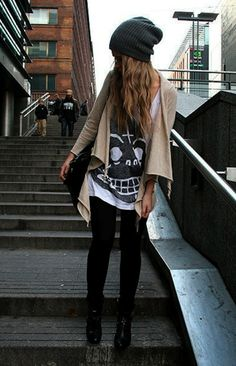 this outfit = yes.