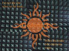 Love me some Godsmack