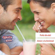 Qikely Avena te desea un Feliz dia del Amor y la Amistad! #Felizdia #AmoryAmistar #Amor #Amistad
