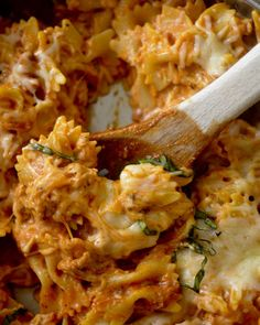 Easy Lasagna Pasta Skillet - Ready in 20 minutes!