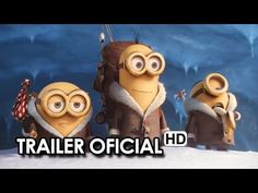 Minions 2015 Official Trailer + Trailer Review : Beyond The Trailer - YouTube--already see so many ideas on how to use in reading, compare/contrast, history