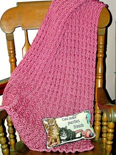 The Addictive Baby Blanket-free pattern