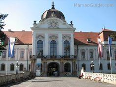Gödöllö (Hungary) Sissi's palace