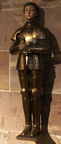 joan of arc statue essay The persecution of joan of arc essay joan of arc it is the month of may 5, 1492 the french have been trying to drive the english out of france since 1337.