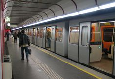 I have great memories of traveling the U-bahn in Vienna, Austria U Bahn, Vienna Austria, Great Memories, Solitude, Traveling, Public, World, Home, Viajes