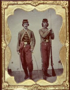 Thomasville Zouaves 1861 from Georgia