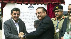 Pakistan, Iran embark on $ 1.5 billion Gas pipeline project