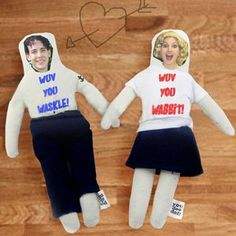 You Doo Doll by you. $31.01. You don't need to be a movie star, a cartoon character or the member of a boy band to be immortalised in doll form. Oh no. You just need to get your hands on the one and only ';make your own mini me'; kit - the You Doo Doll. Like something out of a crazy horror film, You Doo Dolls are slowly starting to take over the world. Immortalise yourself, friend or relation in a stuffed doll. Accessorise, dress them up and love them. Why not make one of yo...