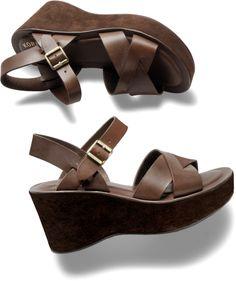 looks comfortable! i need one. kork-ease sandals