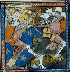 1325-1375, France