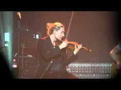 "David Garrett - Rock Anthems Tour - Hamburg - 2012 ""Human Nature"""