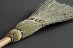 Handcrafted broom