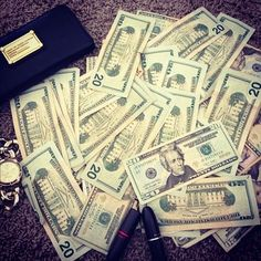 How bout we switch theme twenties out for benjamins (=