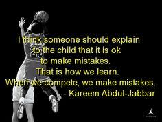 nice Kareem Abdul Jabbar Basketball Quotes HD Wallpaper