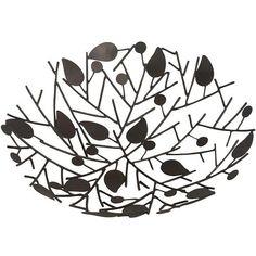 Decorative Leaf Bowl Metal Leaf Bowl  Bowls  Pinterest  Autumnal Leaf Bowls And Bowls