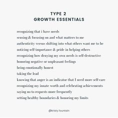 In the comments below, tell me your Enneagram Type, then name 1 of these that comes easiest to you and 1 of these that is most challenging! Mbti, Enneagram Type 2, Infj Type, Coach Quotes, Get To Know Me, Emotional Intelligence, Self Improvement, Self Help, Psychology