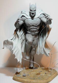 Batman WIP 2 by SKBstudios on deviantART