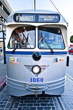San Francisco Streetcar print