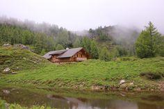 Mystische Stimmung - Wandern in Flachauwinkl - am Weg zur Südwienerhütte #visitflachau #feelaustria #salzburgerland #almsommer