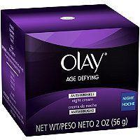 Olay - Age Defying Anti-Wrinkle Night Cream #ultabeauty