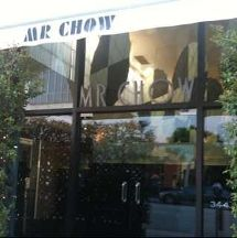 Mr. Chow's Los Angeles...love the crispy fried spinach
