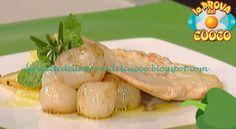 scaloppine di arista con salsa al mandarino di Giampiero Fava