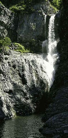 Die Stuibenfälle - Reutte - Plansee - Tirol