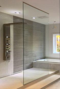 Shower Enclosure: Custom