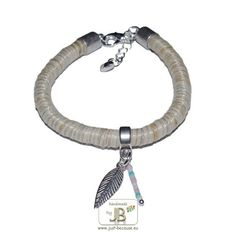 Armband So-natural zilver €7,95