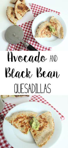 Avocado and Black Be
