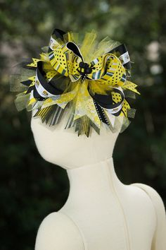 Bumble Beelicious OTT Hair Bow