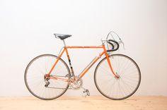 Raymond Poulidor - Vintage French Bicycle c.1960/70s  #velo #vintagebikes #bicyclette #bikes #bikeporn #roadbike